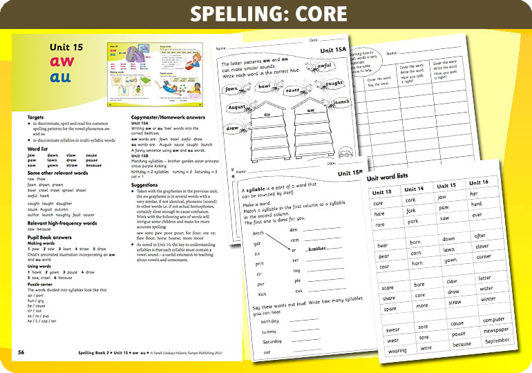research paper on spelling This spelling paper can be editable powerpoint file and used based on your spelling program students write their 10 spelling words as well as 4 application words based on the spelling pattern also, space for a sentence dictation is also included.