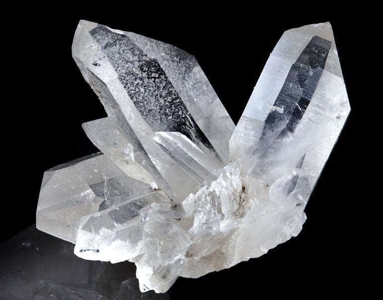 Quartz Is A Common Transpa Mineral