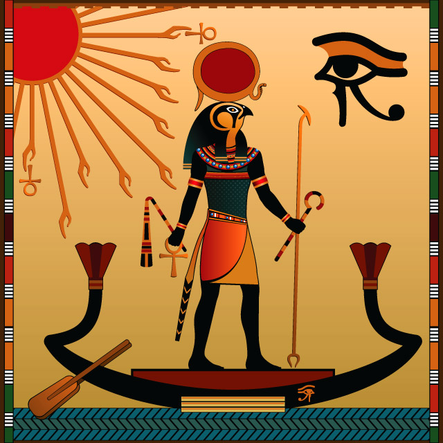 Who Was Ra Ra Or Re Are Alternative Names For The Sun God The